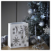 SmallSnowflake Christmas Gift Bag