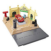 Disney's Cars Action Shifters - Luigi's Tire Shop