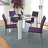 Elements Missouri 5 Piece Dining Collection
