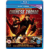 Chinese Zodiac Blu-Ray