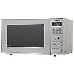 Panasonic Solo Microwave NN-SD261MBPQ 23L, Silver