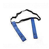 Precision Rugby Tag Belt - Blue