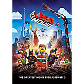 The Lego Movie - DVD