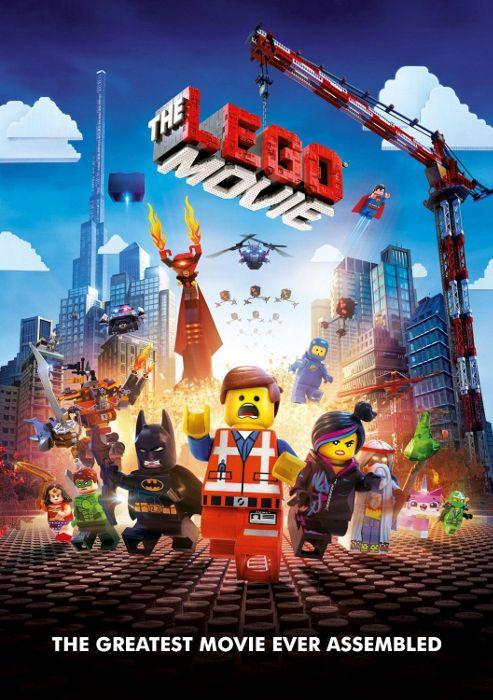 The Lego Movie - DVD
