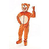 Teddy Bear - Adult Costume Size: 38-44