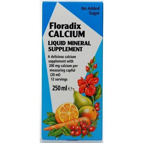 Salus Haus Calcium Mineral Supplement 250ml Liquid