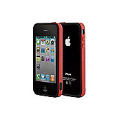 Phone Ring 4 Red & 2 Screen Protectors