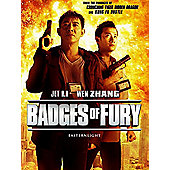 Badge Of Fury DVD