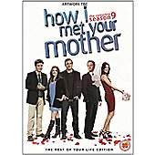 How I Met Your Mother Season 9 DVD