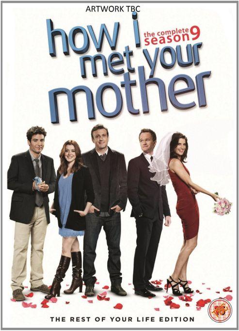 How I Met Your Mother Season 9 DVD