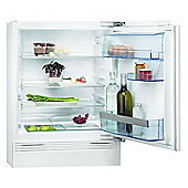 AEG SKS58200FO Integrated Under Counter Fridge in White 2 year warranty