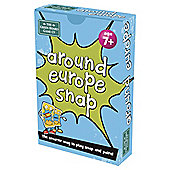 Green board games Around Europe SNAP