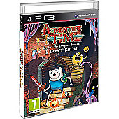 Adventure Time: Explore The Dungeon Because I Don'T Know (Ps3)