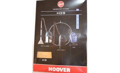 Hoover 9189051 H39 Standard Filter Bag