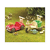 Sylvanian Families - Baby Car & Tricycle