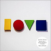 Love Is A Four Letter Word - Deluxe Edition