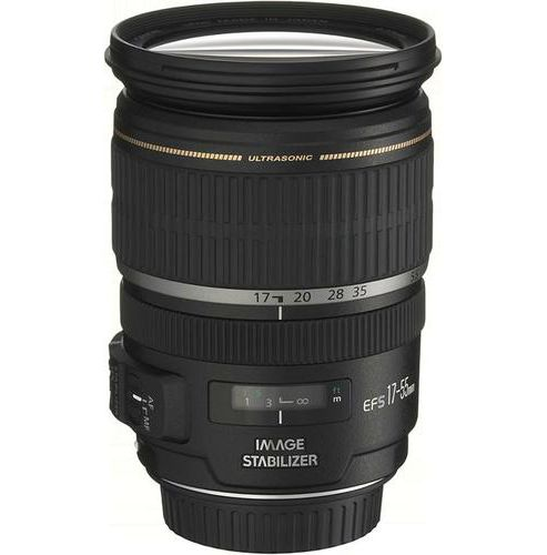 Canon 1242B005AA EF-S 17-55mm f/2.8 IS USM Lens