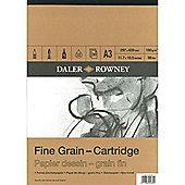 DR Fine Grain Cartridge Pad A3 160g