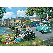 Ravensburger 1000 Piece Happy Days Cotswolds Jigsaw Puzzle
