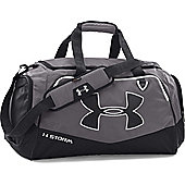 Under Armour Storm Undeniable II Duffel Sports Bag Small Grey