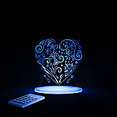 Aloka SleepyLight - Love Heart