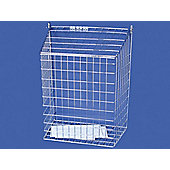 Harvey 62/M/C Letter Cage Medium Chrome