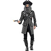 Terror of the Sea Deluxe Pirate - Adult Costume Size: 38-40