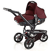 Jane Trider Matrix Light 2 Travel System (Flame)