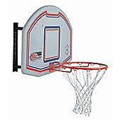 Sure Shot Basketball Backboard with Ring & Wall Bracket