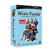 The Royle Family - The Complete Collection  (DVD Boxset)