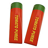 Bigjigs Toys Cooking Paste (Pack of 2 - Tomato Puree)