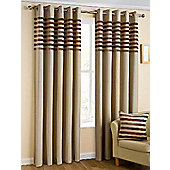 Fairview Eyelet Curtains - Natural