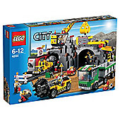 LEGO City Mining The Mine 4204