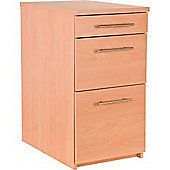 Hideaway - Bedside Storage / Office Drawers - Beech