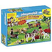 Playmobil Pony Farm Advent Calendar