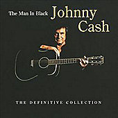 Man in Black : The Definitive Collection