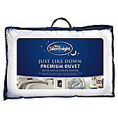 Silentnight Just Like Down Premium 10.5tog Duvet Double