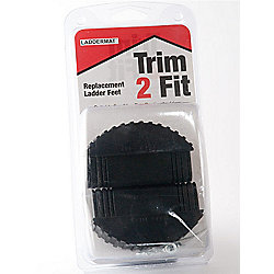LadderMat Trim2Fit Box Section Replacement Ladder Feet Accessory