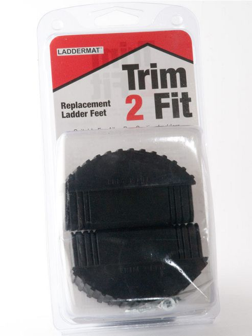 Buy Laddermat Trim2fit Box Section Replacement Ladder Feet