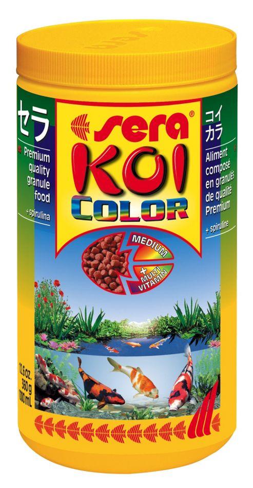 Sera Medium Koi Colour