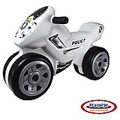 Police Balance Bike Ride-On