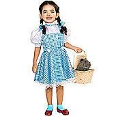 Dorothy - Child Costume 3-4 years