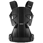 BabyBjorn Baby Carrier One (Black)