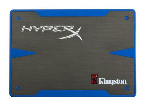 Kingston Hyperx SSD 240 GB External Portable Drive - Blue