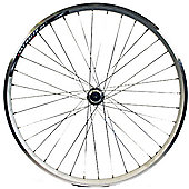 Wilkinson 26 x 1.75 Rear ATB D/W Q/R Shimano Cassette 8/9 Speed Wheel in Black