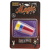 Flying Circus Magic Cups And Balls