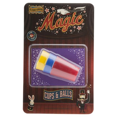 Flying Circus Magic Cup and Ball