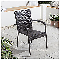 Rattan Garden Dining Chair