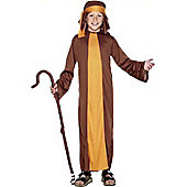 Child Nativity Joseph Costume Medium