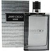 Jimmy Choo Man Eau de Toilette (EDT) 100ml Spray For Men